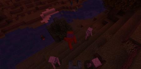 Скачать Crimson Moon для Minecraft 1.16.2