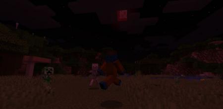 Скачать Crimson Moon для Minecraft 1.16.5