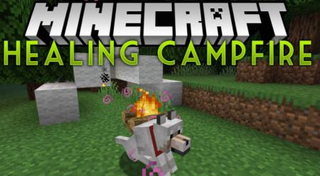 Скачать Healing Campfire для Minecraft 1.16.5