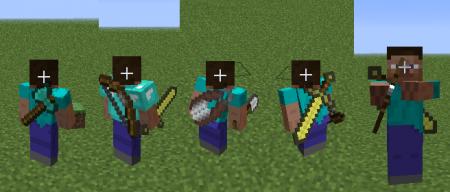 Скачать Back Tools для Minecraft 1.15.2