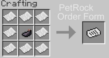 Скачать Petrock для Minecraft 1.16.4
