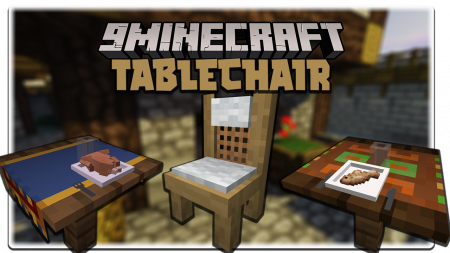 Скачать TableChair для Minecraft 1.16.1