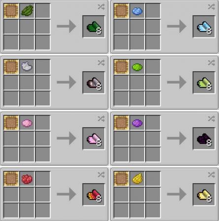 Скачать TableChair для Minecraft 1.16.2
