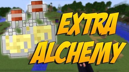 Скачать Extra Alchemy для Minecraft 1.16.5