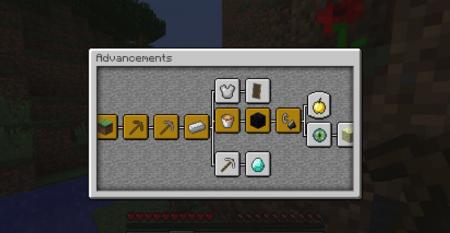 Скачать Better Advancements для Minecraft 1.14.4