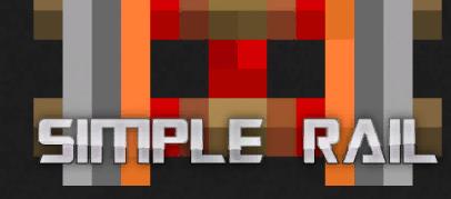 Скачать SimpleRail для Minecraft 1.16.4
