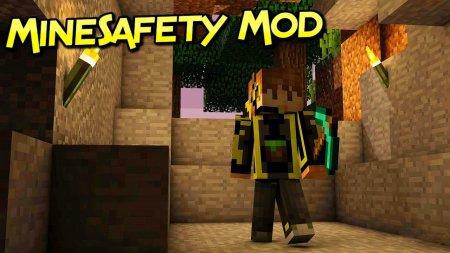 Скачать MineSafety для Minecraft 1.16.5