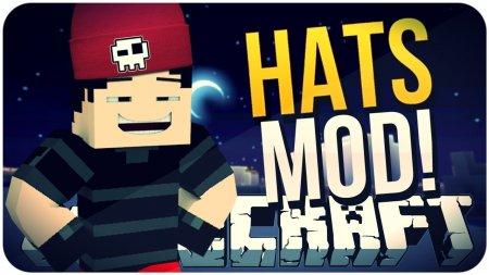 Скачать iChun's Hats для Minecraft 1.16.5