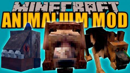 Скачать Animalium для Minecraft 1.16.4