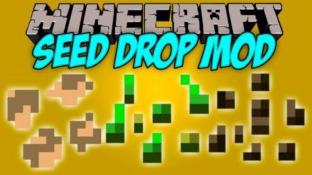 Скачать Seed Drop для Minecraft 1.16.4