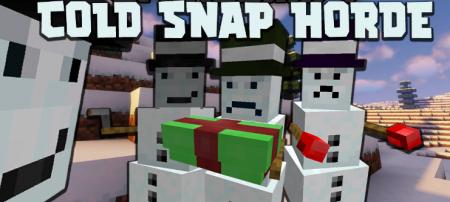 Скачать Cold Snap Horde для Minecraft 1.16.4