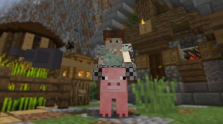Скачать Crusade для Minecraft 1.17