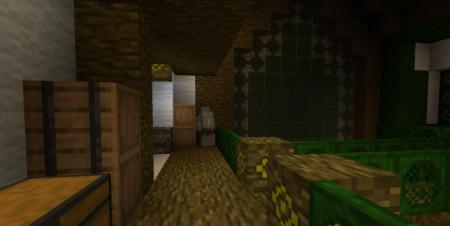 Скачать Wastelands of Baedoor для Minecraft 1.16.5