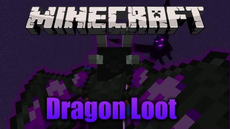 Скачать Dragon Loot для Minecraft 1.17