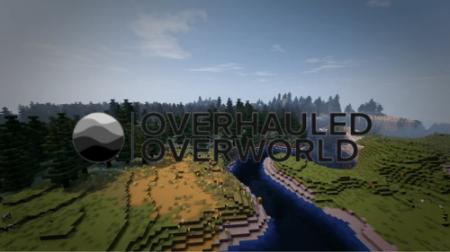 Скачать William Wythers' Overhauled Overworld для Minecraft 1.16.5