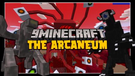 Скачать The Arcaneum для Minecraft 1.16.5