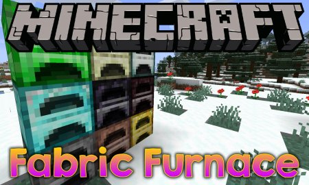 Скачать Fabric Furnace для Minecraft 1.16.5