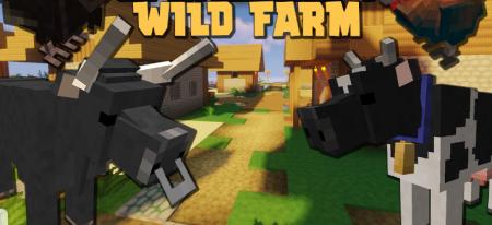 Скачать Wild Farm для Minecraft 1.17