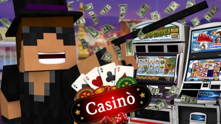Скачать CasinoCraft для Minecraft 1.16.4