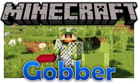 Скачать Gobber для Minecraft 1.15.1