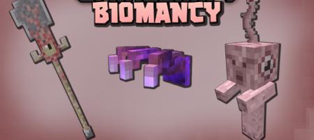 Скачать Biomancy для Minecraft 1.16.4
