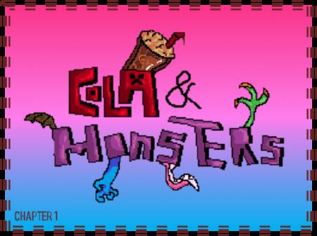 Скачать Cola & Monsters для Minecraft 1.16.5