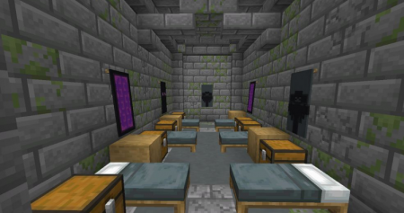 Скачать Better Strongholds для Minecraft 1.17.1