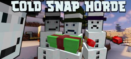 Скачать Cold Snap Horde для Minecraft 1.16.2