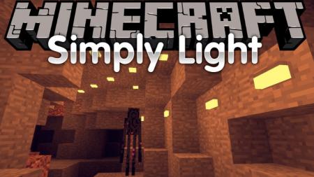 Скачать Simply Light для Minecraft 1.17.1