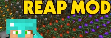 Скачать Reap для Minecraft 1.17
