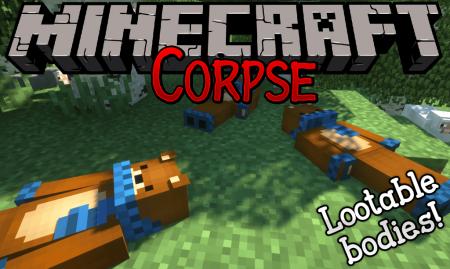 Скачать Corpse для Minecraft 1.17