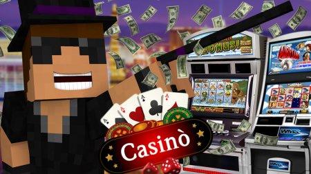 Скачать CasinoCraft для Minecraft 1.17