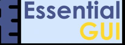 Скачать EssentialGUI для Minecraft 1.17.1