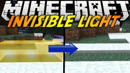 Скачать InvisibLights для Minecraft 1.17.1