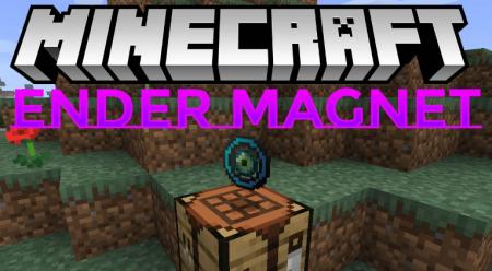 Скачать Ender Magnet для Minecraft 1.17.1