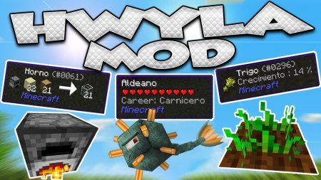 Скачать Hwyla для Minecraft 1.16.4
