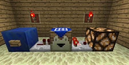 Скачать Crafting Automat для Minecraft 1.17