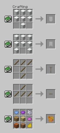 Скачать JJ Coats of Arms для Minecraft 1.12