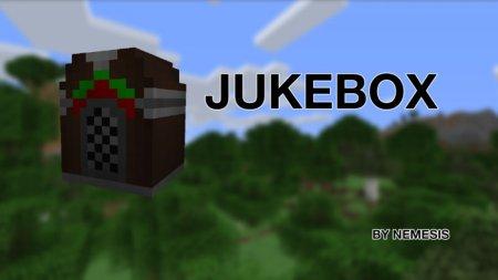 Скачать Jukebox для Minecraft 1.17.1