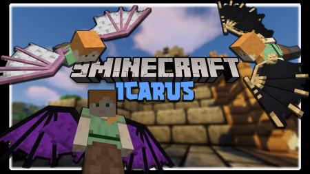 Скачать Camellias' Icarus для Minecraft 1.16.2