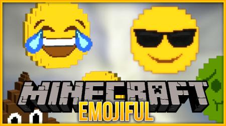 Скачать Emojiful для Minecraft 1.16.5