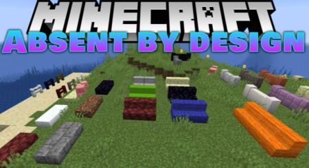 Скачать Absent by Design для Minecraft 1.17.1