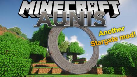 Скачать AUNIS Mod для Minecraft 1.12