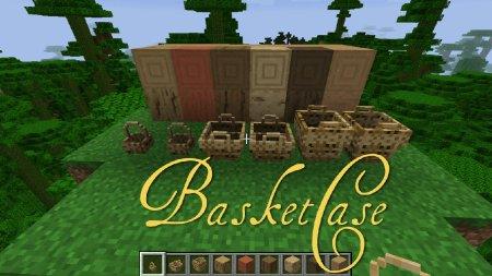 Скачать BasketCase для Minecraft 1.12