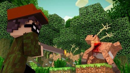 Скачать The Hunt для Minecraft 1.12.2